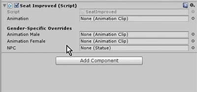 seat improved script