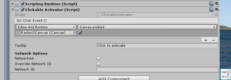 Creating Menus for Interactive Objects in SineSpace - wiki